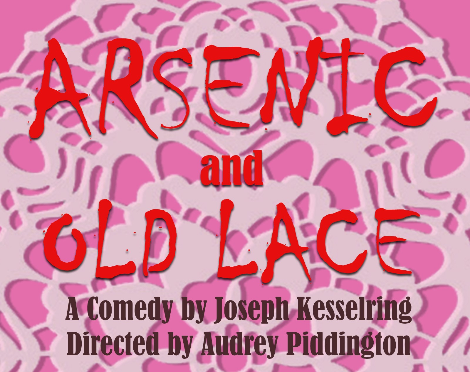 Players Arsenic and Old Lace - Heading